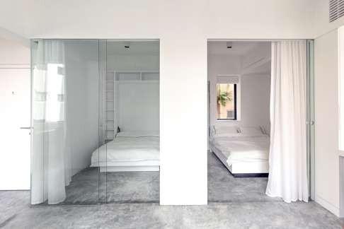 How Hong Kong architect made a  sq ft mess his hyper-minimalist