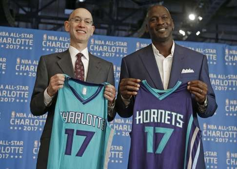 d1f3ca4a8d6 NBA ditching Charlotte as host city for All-Star game because of ...