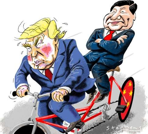 what relationship does the us have with china