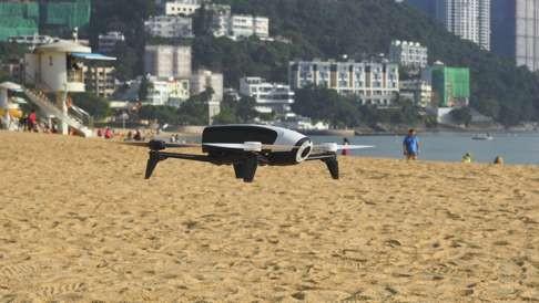 Tech review: Parrot Bebop 2 drone– fun, intuitive flier, but