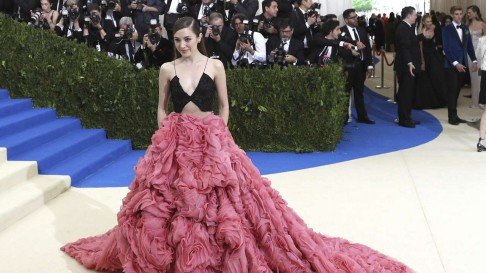 19d99d3a0e0 Top looks on the Met Gala 2017 red carpet