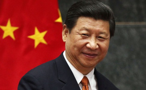 China's President Xi Jinping. Photo: Reuters