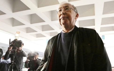 Rafael Hui spent hundreds of thousands of dollars on records and concerts. Photo: Nora Tam