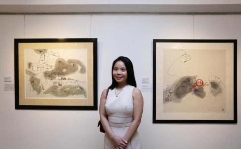 Former banker Lu Liqin joined The New Circle of Collectors. Photo: Jonathan Wong