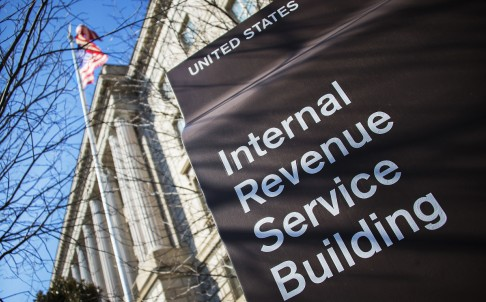 Under Fatca, financial firms around the world are required to report to the IRS information on clients who are US taxpayers. Photo: AFP