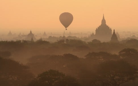 New research suggests early Chinese settlers originated in Myanmar. Photo: Reuters
