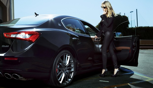 Luxury Car Makers Turn Focus To Women Drivers