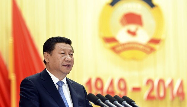 China's Xi Jinping supports 'democracy'... but not in the ...