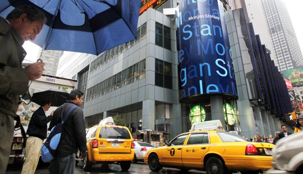Morgan Stanley Fires Employee Who Stole Account Data From