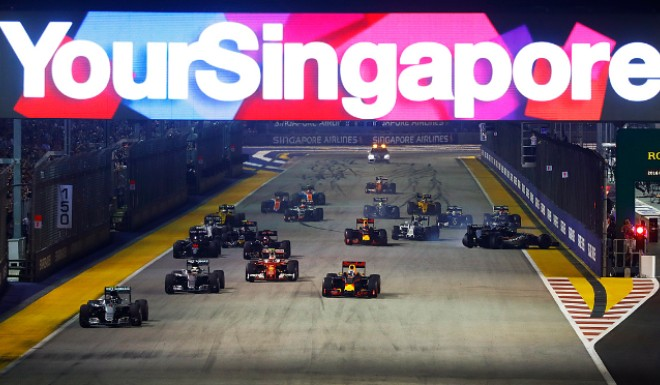 Singapore set to stun with F1 title battle on-edge | South China