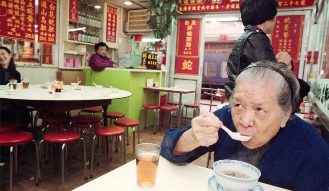 Many older Chinese people still swear by the dish's warming, health-giving qualities.