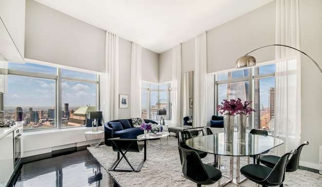 The Penthouses Are Now Exclusively Offered As An Individual Or Bulk Sale To  Corporations Or Savvy Buyers. The Penthouses At The W New York Downtown Are  ...