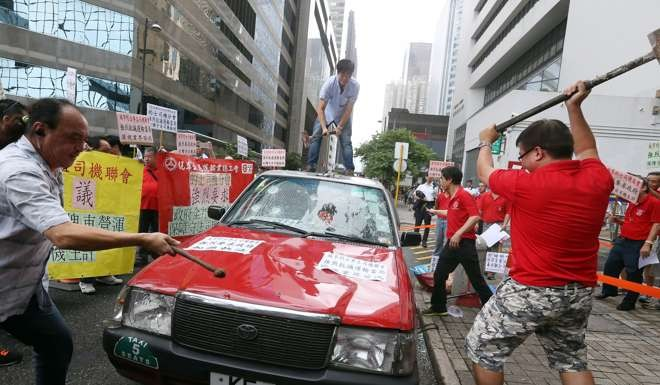Uber Fare Review >> Plan to install surveillance cameras in all Hong Kong taxis is a gross invasion of privacy ...