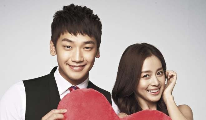 korean celebrity who are dating