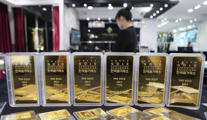 Online gold trading service public bank