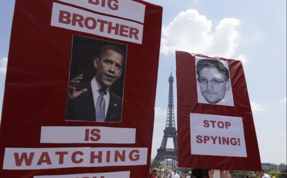 США пообещали большие проблемы стране, которая укроет Сноудена - Цензор.НЕТ 471