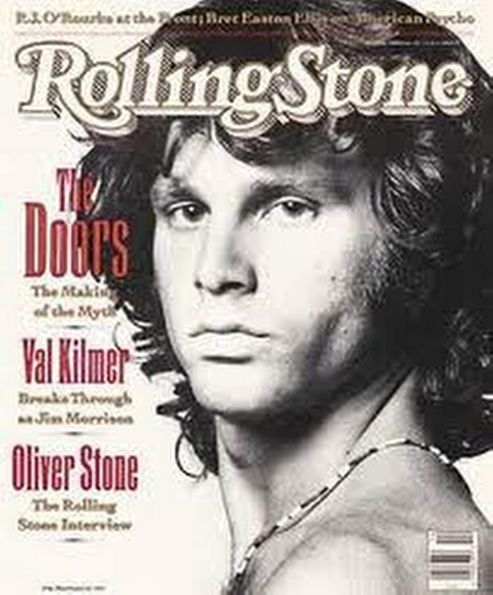 Visual Cultures Level 5: Rolling Stone Cover Designs Rolling Stone Magazine