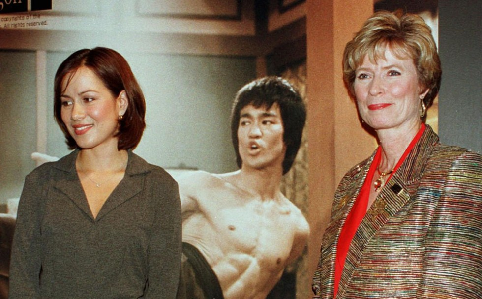 Gallery For > Bruce Lee Wife And Children