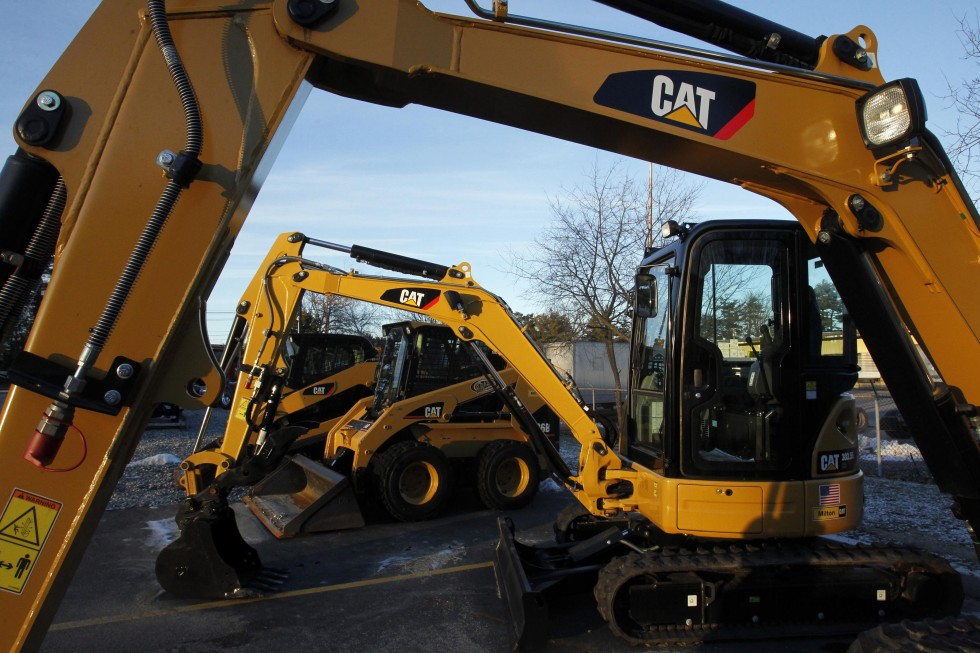 Chinese Construction Boom Caterpillar Has Benefited From The Chinese Domestic Construction Boom as