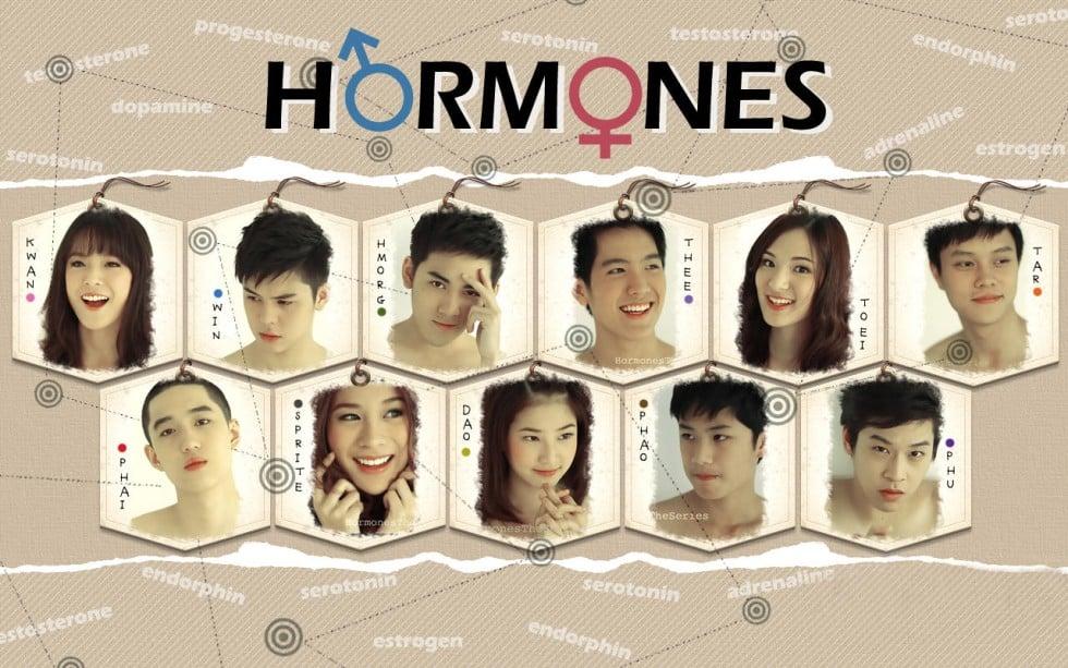 Hormones thai series season 1 / Zadelpijn en ander damesleed