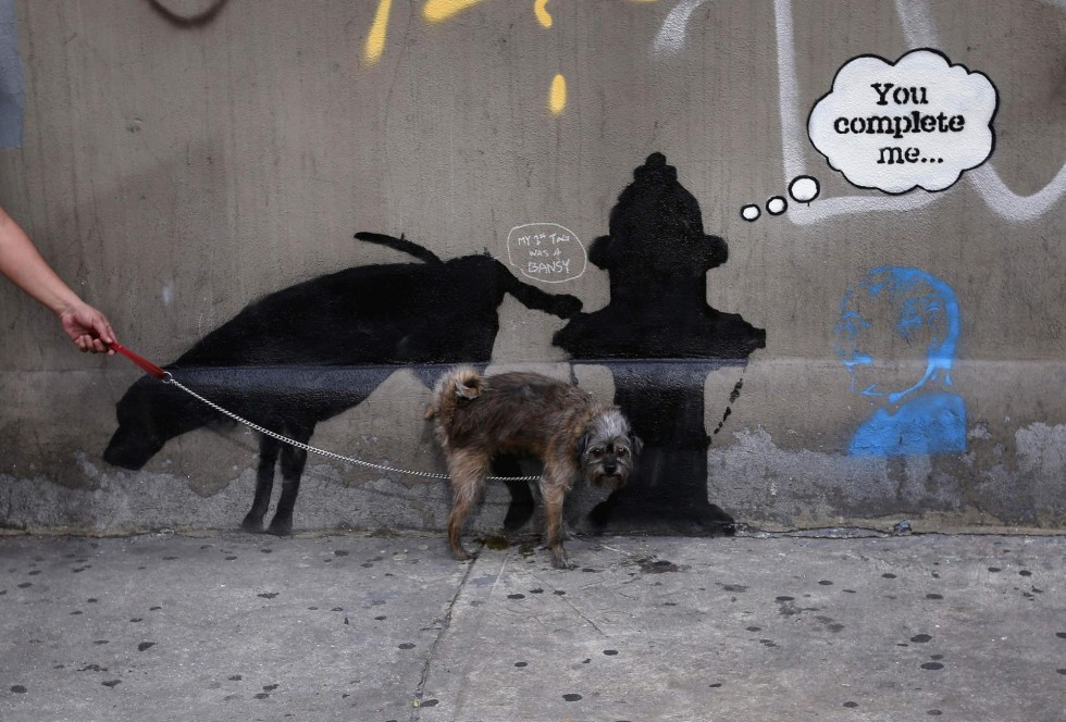 Graffiti Art Banksy Graffiti Artist Banksy