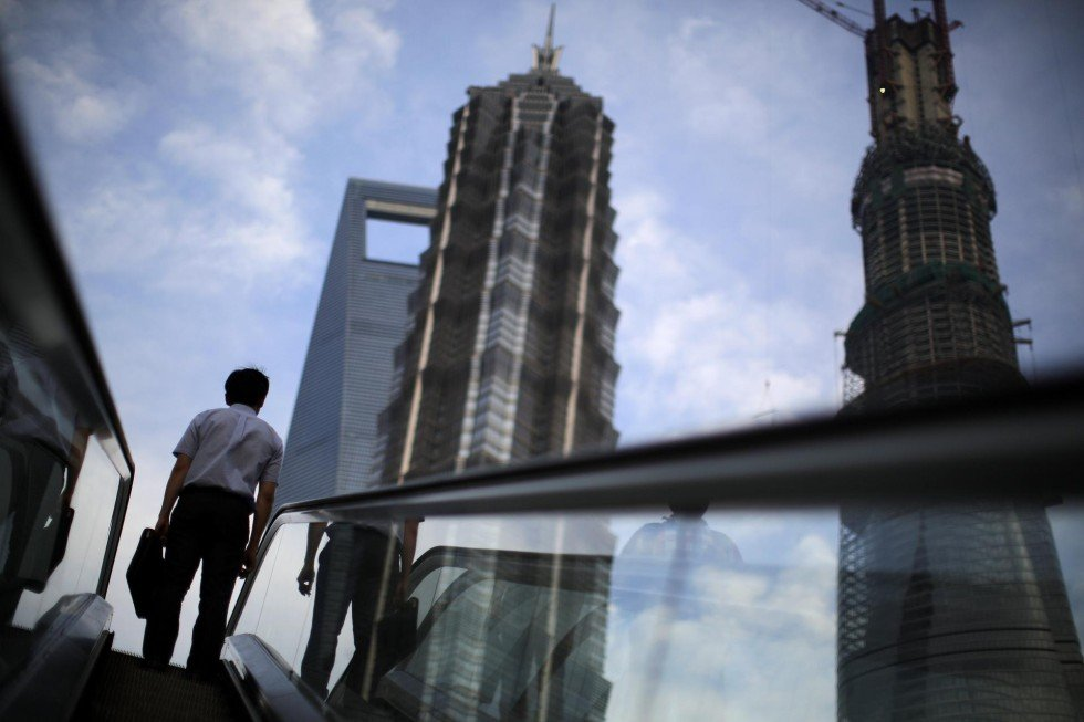 Chinese Construction Boom a Construction Boom Has Been Fuelled by The Lending Binge