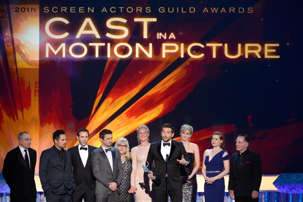 Key winners for the 2019 Screen Actors Guild awards |Motion Actors Guild