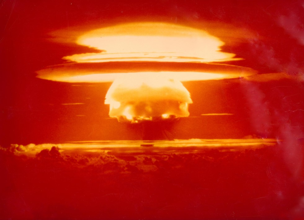 an evaluation of the devastating effects of the atomic bombs The atomic bomb: effects on hiroshima and mankind the nuclear bomb was the most devastating weapon ever created by man it was developed between 1942 and 1945 during the second world war.