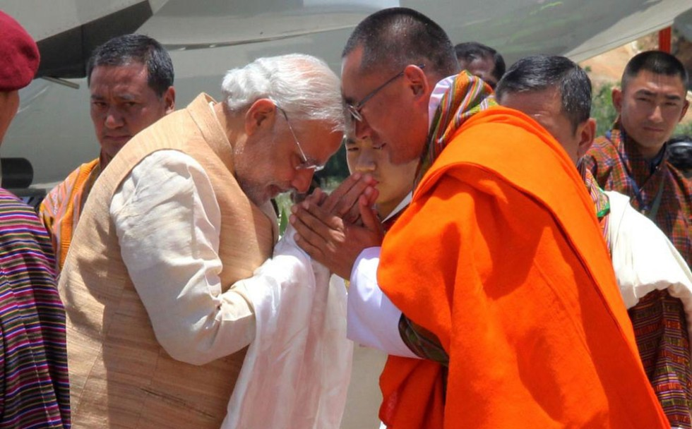 Better and Stronger Tie-ups Between India and Bhutan Help Business ProspectsTogether