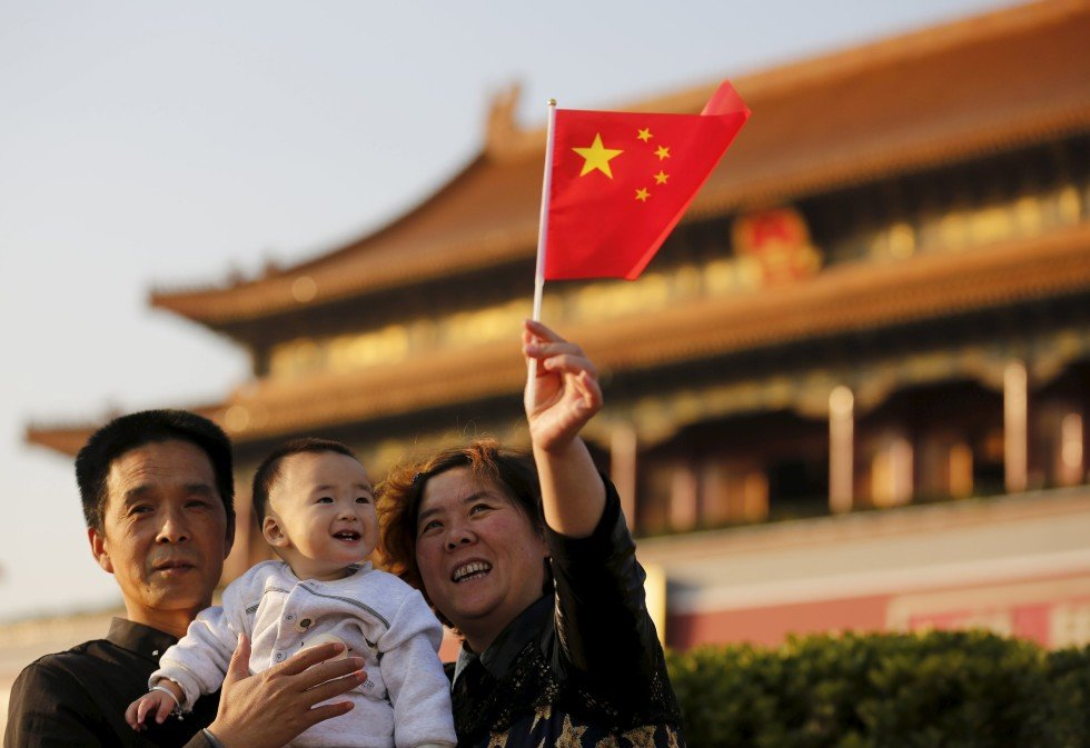 s population to peak in under two child policy family  however