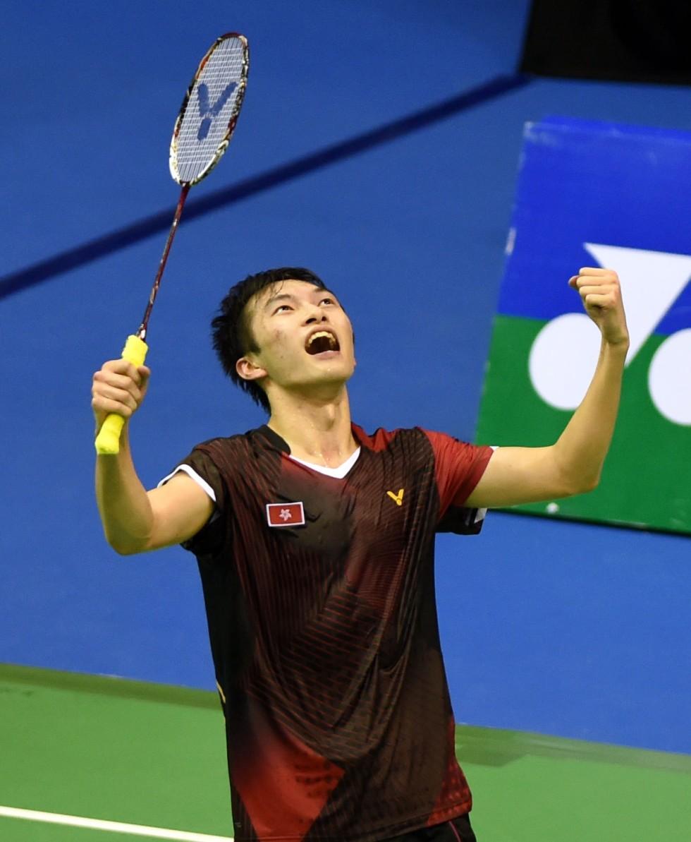 Humiliated again China s Lin Dan falls to Hong Kong giantkiller