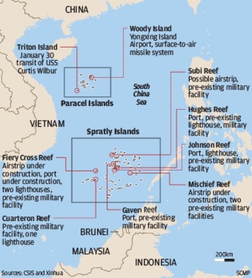 China May Send Anti-ship Missiles To Disputed South China
