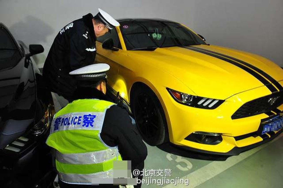 Busting Beijing\'s fast and furious: modified cars targeted in ...