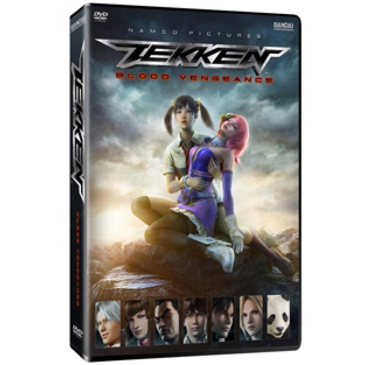 Tekken Blood Vengeance 3d Movie Yp South China Morning Post